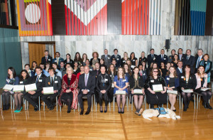 2015 Fulbright New Zealand grantees