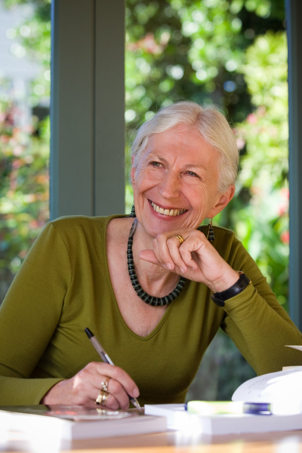 Anthropologist Dame Anne Salmond