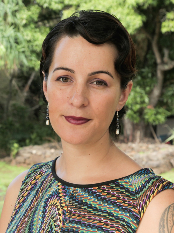 Leilani Tamu – Fulbright-Creative New Zealand Pacific Writer's Residency