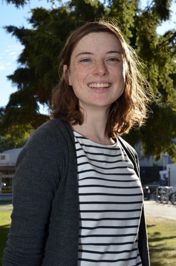Eliza Oldach – Fulbright US Graduate Award