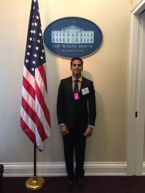 Mahendra white house