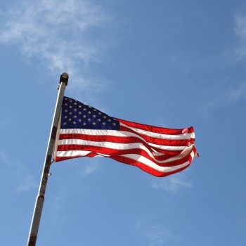american-flag-atop-flagpole