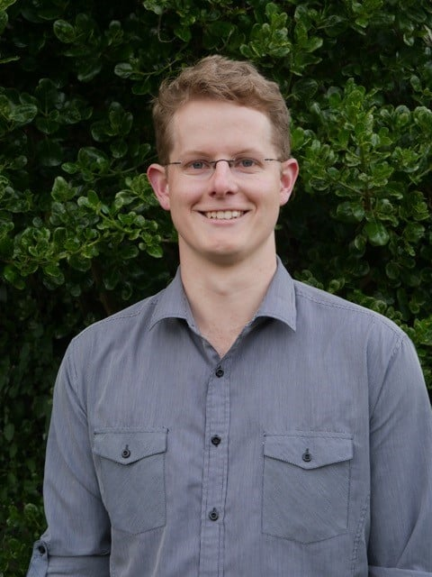 Andrew Pauling – Fulbright New Zealand Science and Innovation Graduate Award