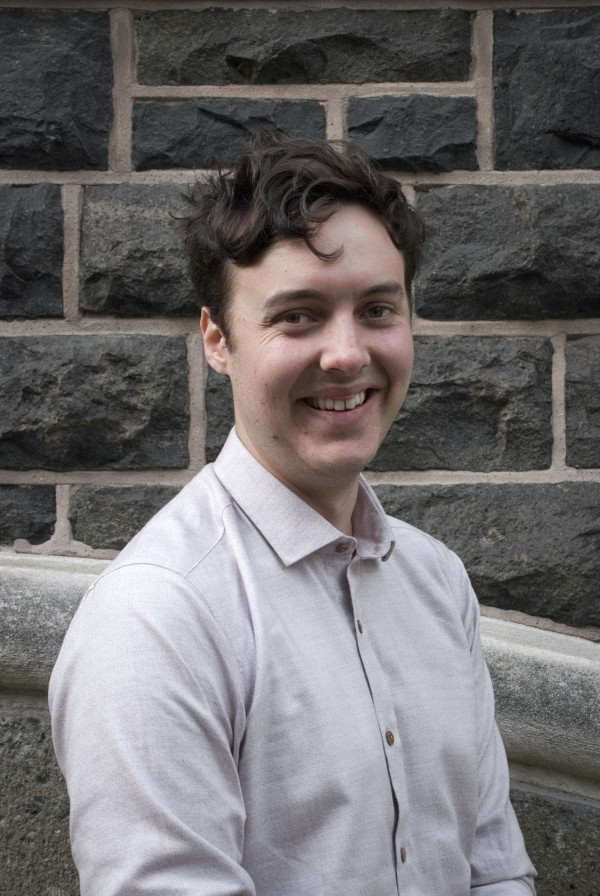 Ben Riordan – Fulbright New Zealand General Graduate Award