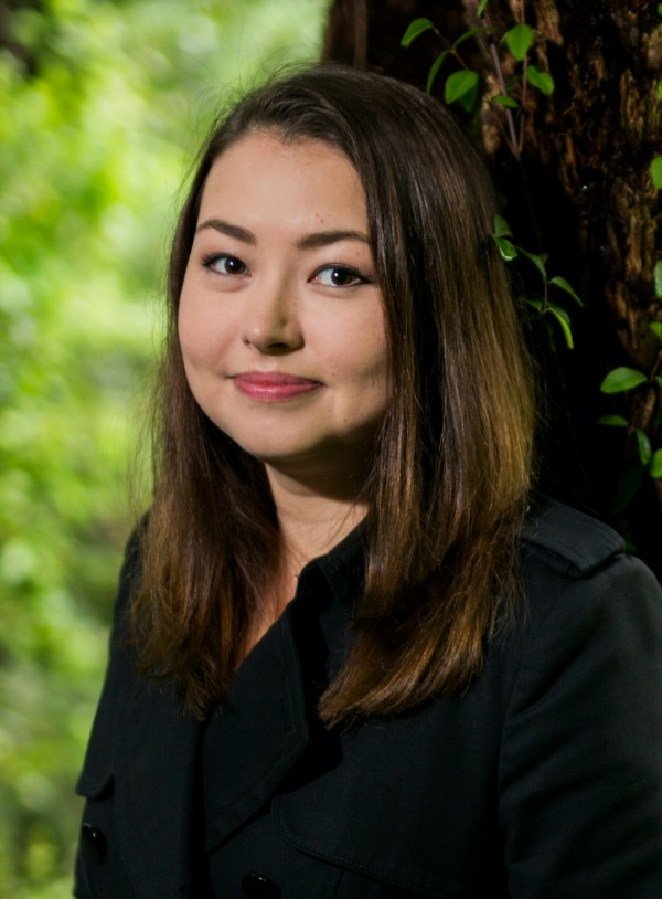 Salina Fisher – Fulbright New Zealand General Graduate Award