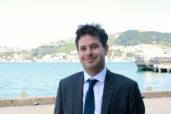 Joseph Beaglehole – New Zealand Harkness Fellowship