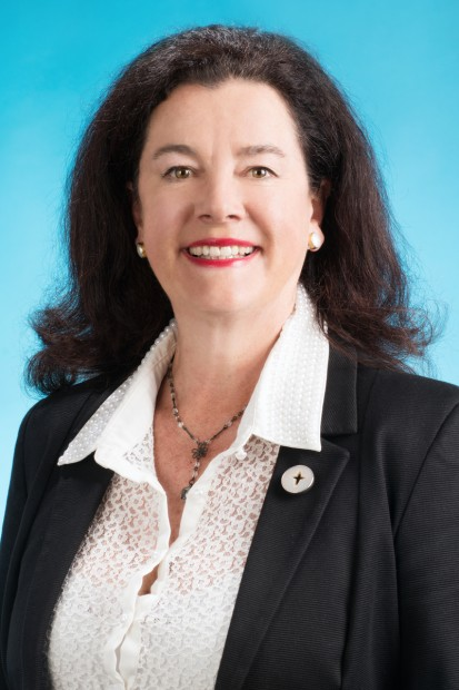 Fulbright New Zealand's newly-appointed Executive Director, Penelope Borland