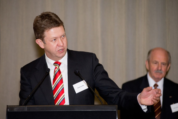 Member of Parliament David Cunliffe