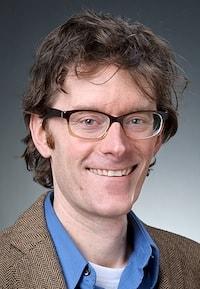 Jake Vander Zanden, professor of zoology at the University of Wisconsin-Madison. (Photo by Bryce Richter / UW-Madison)