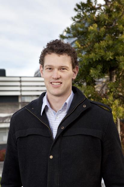 William McVitty, Fulbright scholar.