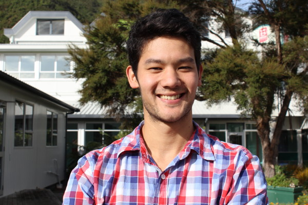Alex Shegay – Fulbright-EQC Graduate Award in Natural Disaster Research