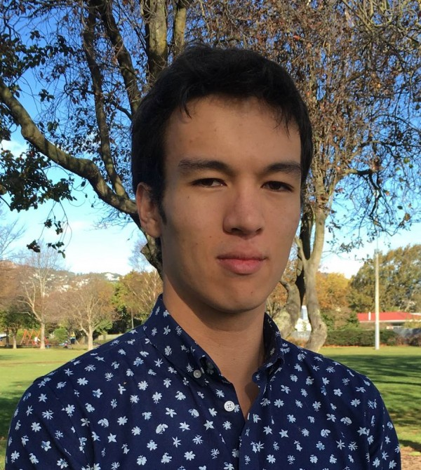 Ethan Thomson – Fulbright Science and Innovation Graduate Award
