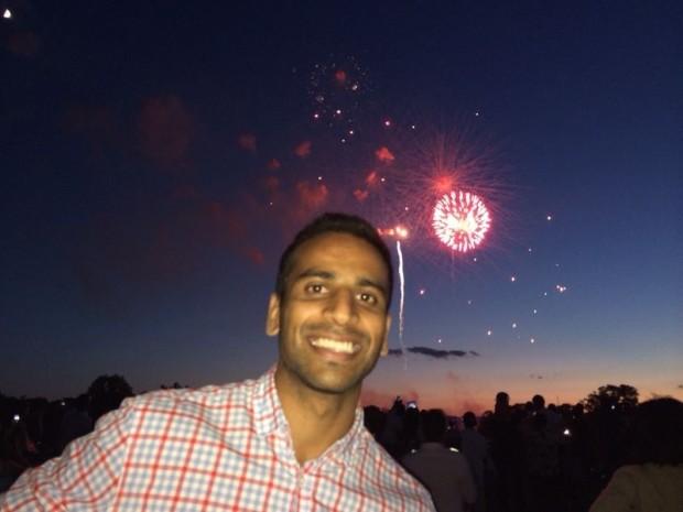 Mahendra fourth july