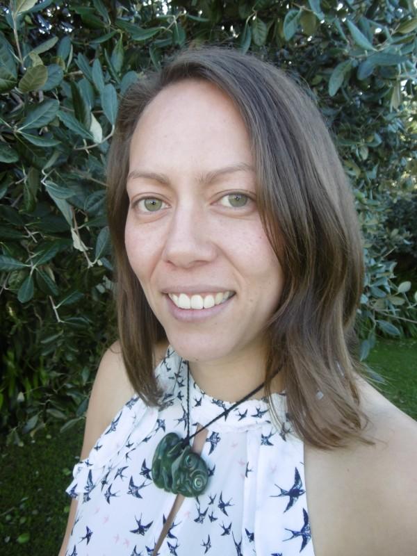 Hanareia Ehau-Taumaunu – Fulbright New Zealand Science and Innovation Graduate Award
