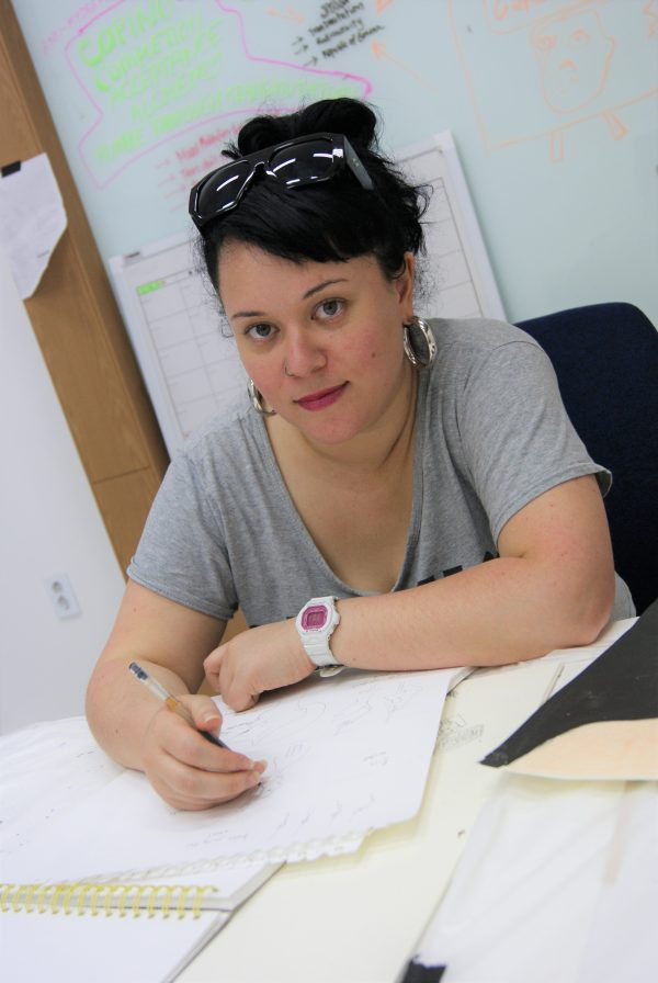 Jessica 'Coco' Hansell Ngāpuhi | Māori Samoan German – Fulbright-Creative New Zealand Pacific Writer's Residency