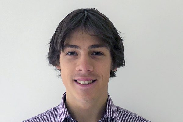 Nicholas Goodson – Fulbright Science and Innovation Graduate Award