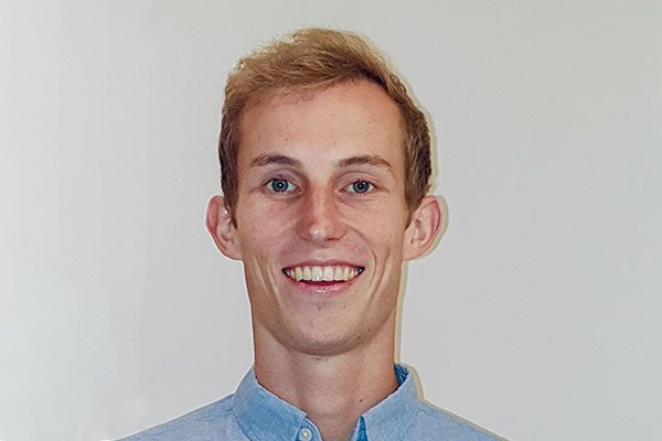 Oliver Armstrong-Scott – Fulbright Science and Innovation Graduate Award