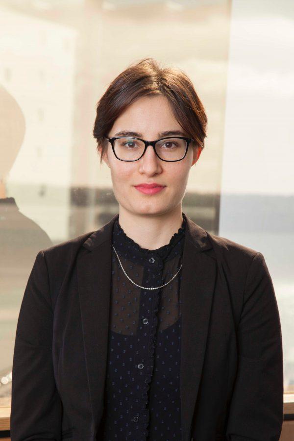 Ana Lenard – Fulbright General Graduate